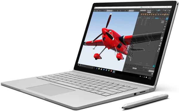 Microsoft - Microsoft Surface Book