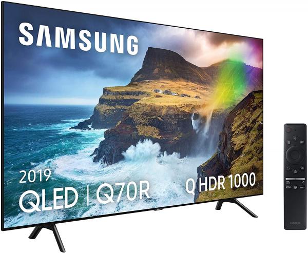 Samsung - Samsung QE55Q70R