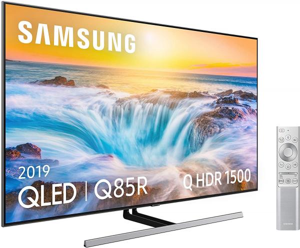 Samsung - Samsung QE55Q85R