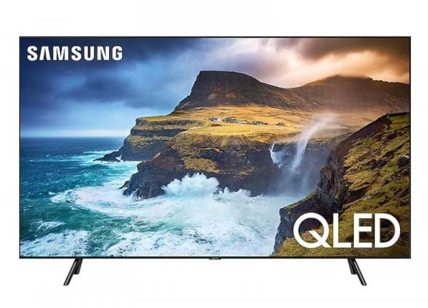 Samsung - Samsung QE65Q80R