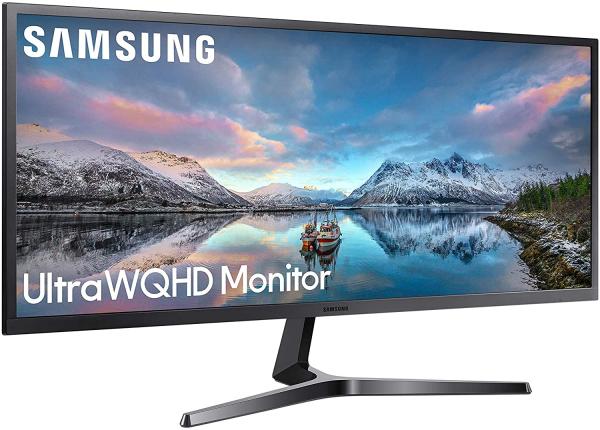 Samsung - Samsung S34J550WQU