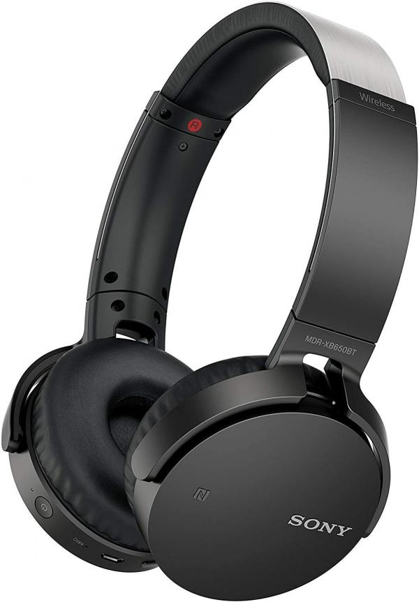 Sony - Sony MDR-XB650BT